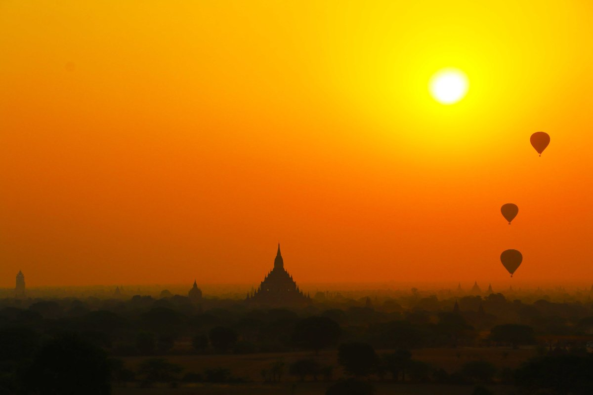 10 THINGS TO DO IN BAGAN