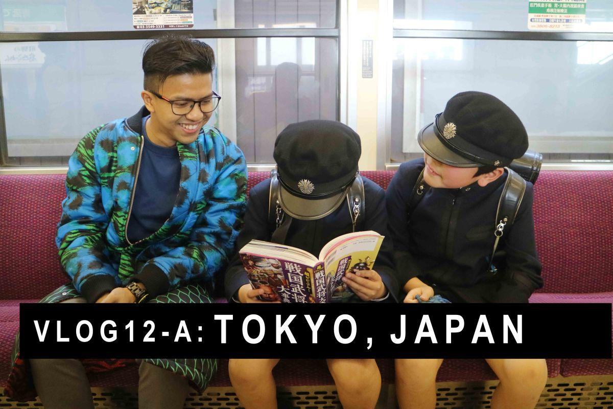 VLOG 12-A TOKYO, JAPAN