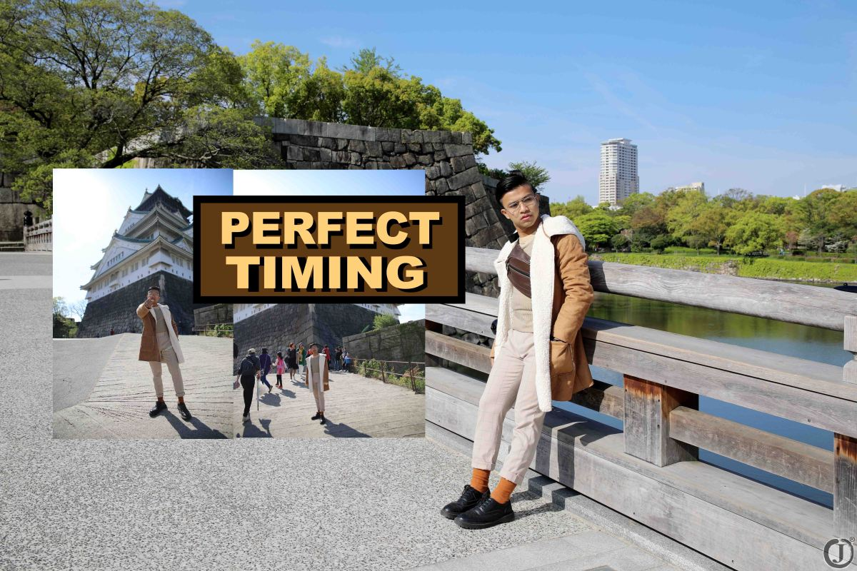 BLOG 83:PERFECT TIMING